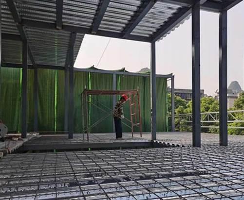 钢结构建筑的强度怎么样