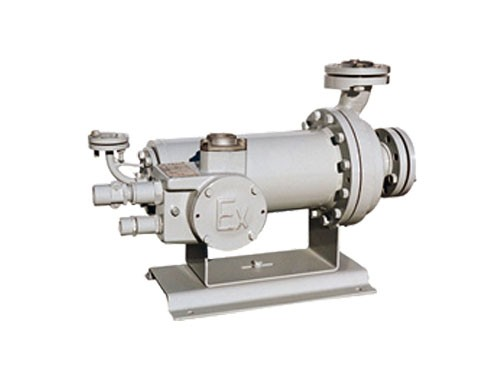 逆循环型屏蔽泵