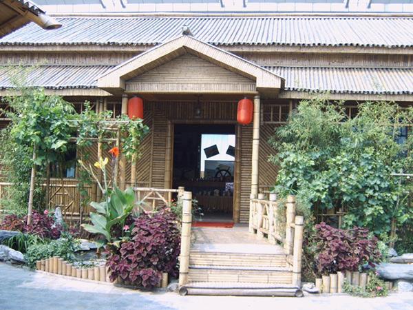 上海竹房子设计图