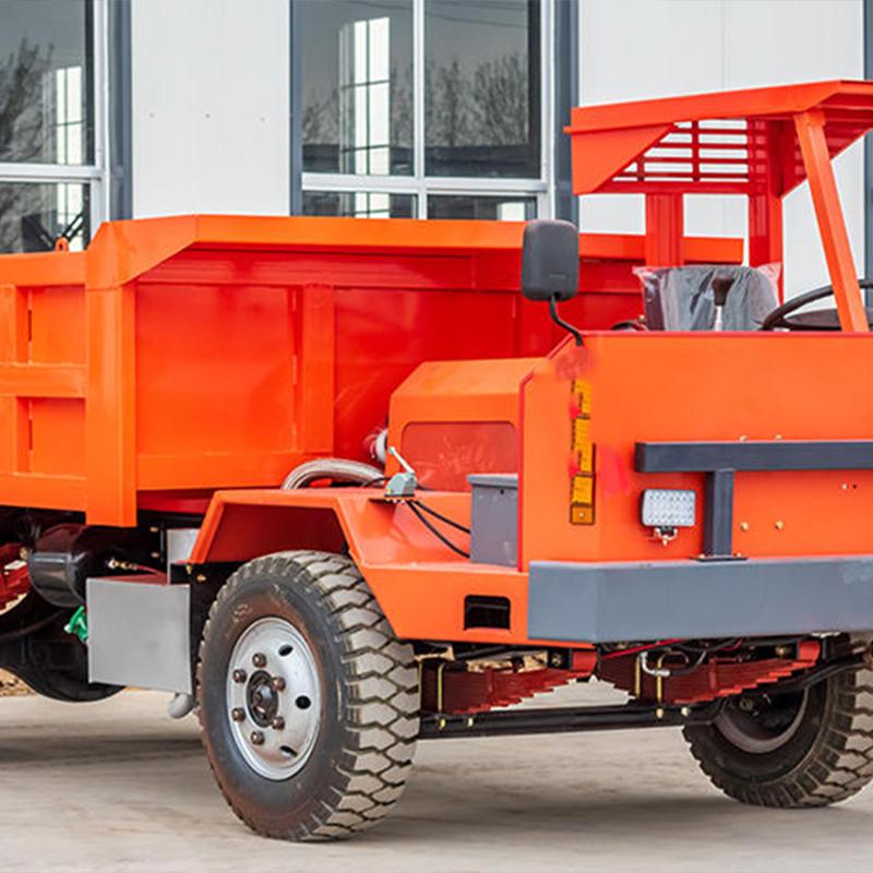 矿用挖掘式装载机使用的环境条件