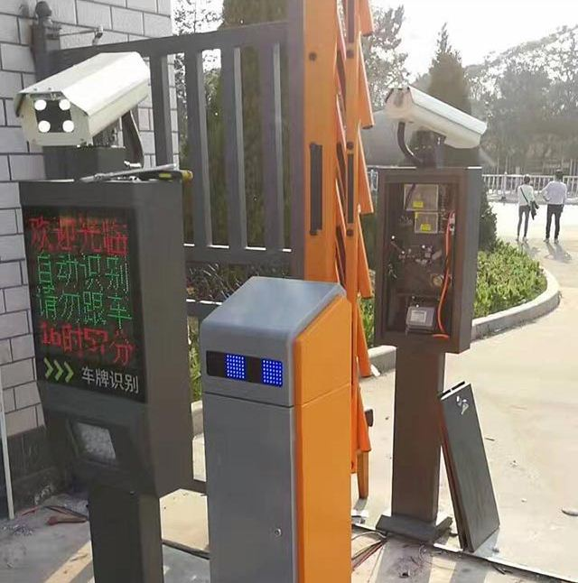 使用车牌识别管理系统的停车场有什么特点