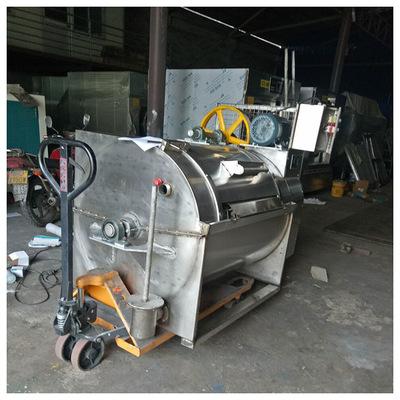 厂家定制多功能工业80kg全自动洗衣机商业宾馆酒店洗脱两用洗衣机