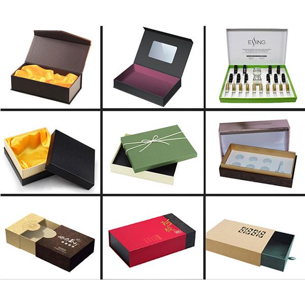 包装盒设计方案中的六个关键字