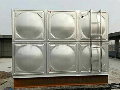方形不锈钢保温水箱