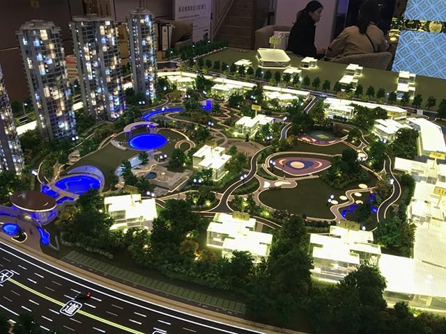 地产模型1