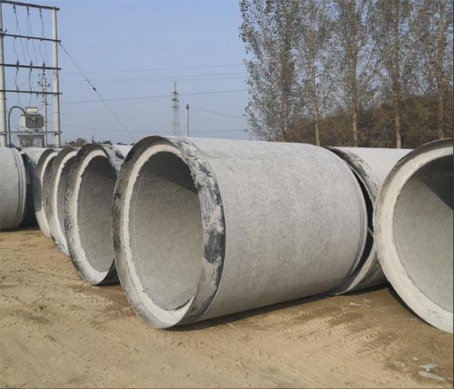 水泥平口管