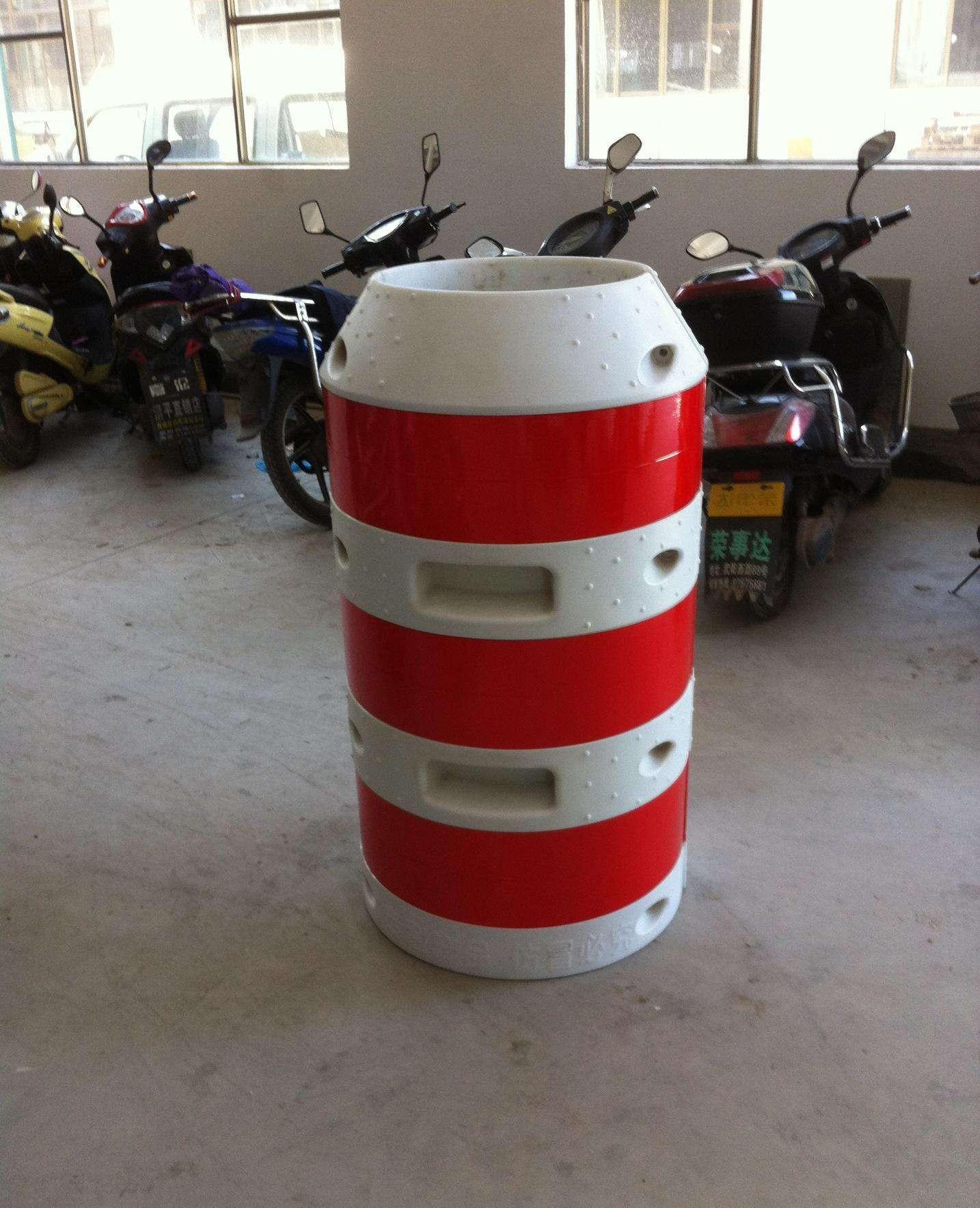 不起眼的塑料防撞桶有哪些優勢?