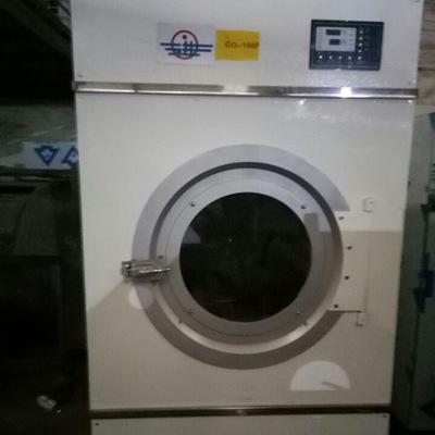 现货供应全自动工业烘干机 30kg酒店宾馆衣服用液化气全钢烘干机