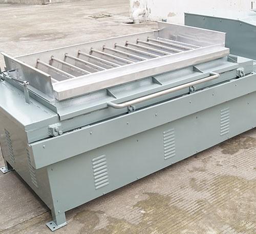 宁波6CLZ-80-12D茶叶理条机