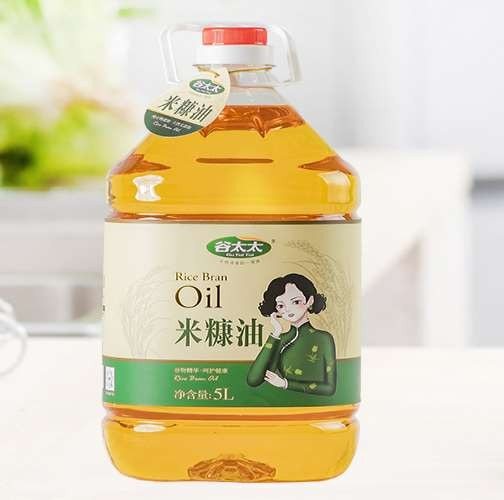 你吃过谷太太米糠油吗