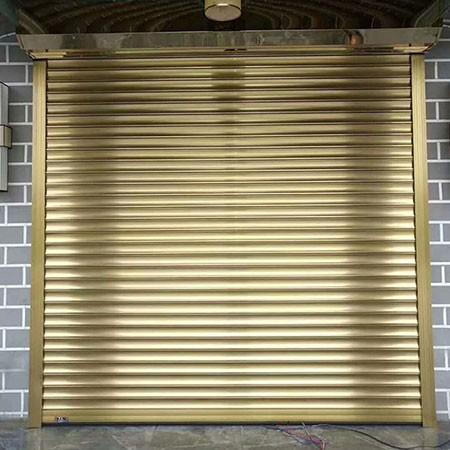 车库卷帘门规范要求