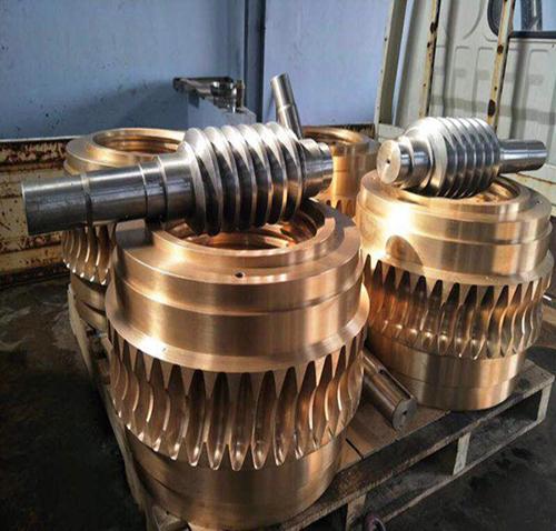 泰州铜蜗轮厂
