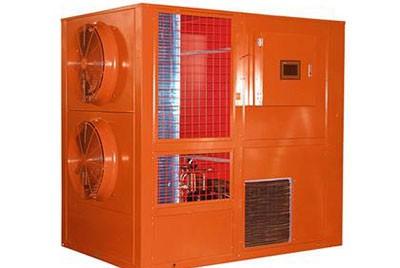超低温空气源热泵烘干除湿一体机
