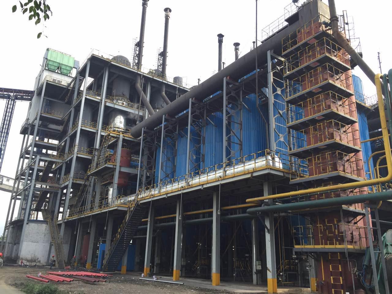 中國鋁業廣西分公司氧化鋁