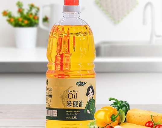 原来稻米油是这样的油