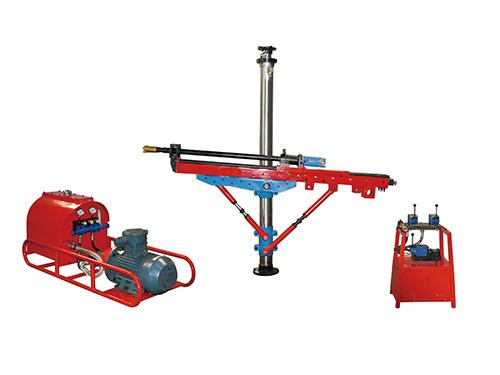架柱式液压回转钻机的电机出現持续烧蚀常见故障的确诊与清除