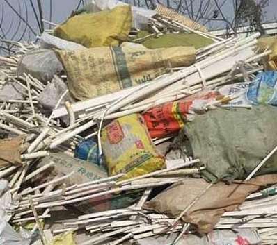 废塑料回收后应做好的工作