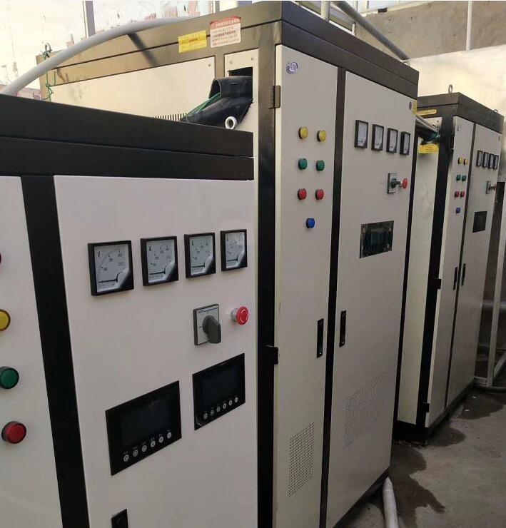 薛家湾纳米油电锅炉 面积3500平米