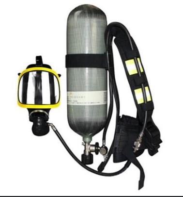 正压力式空气呼吸器的充装