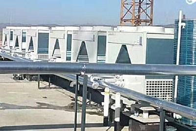 承德紫塞御庄房地产12000m²采暖工程