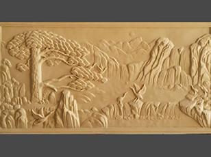 砂岩浮雕制作
