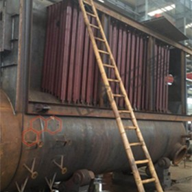 Inorganic thermal superconducting waste heat steam generator