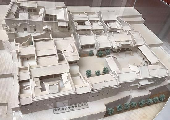 中山醫院模型