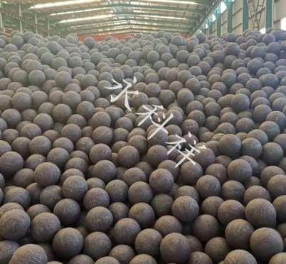 生产球磨机钢球的相关应用说明