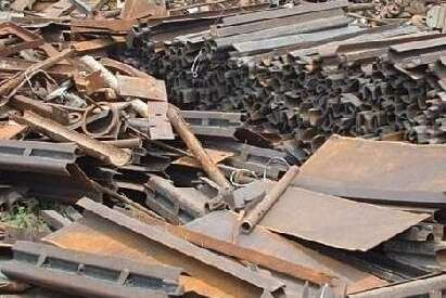 废铁回收原来有这么大的用途