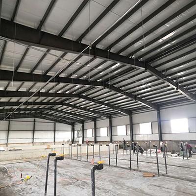 西宁钢结构厂房造价会受到哪些因素影响