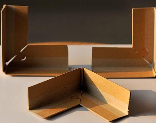 纸护角在包装方面的特性分析