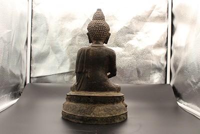 释迦摩尼 铜像