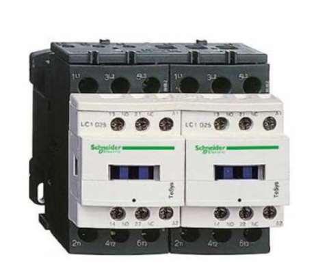 接触器对于电动机控制的优势