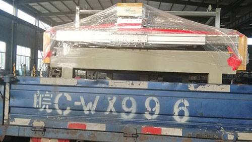 玻璃切割机运输