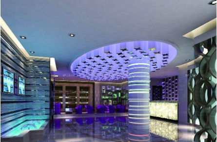 酒吧液晶拼接屏安装技术方案