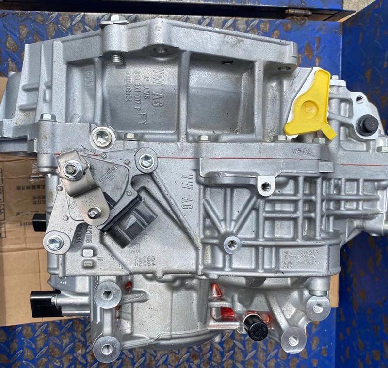 大众 斯柯达型号09G 6AT自动变速箱