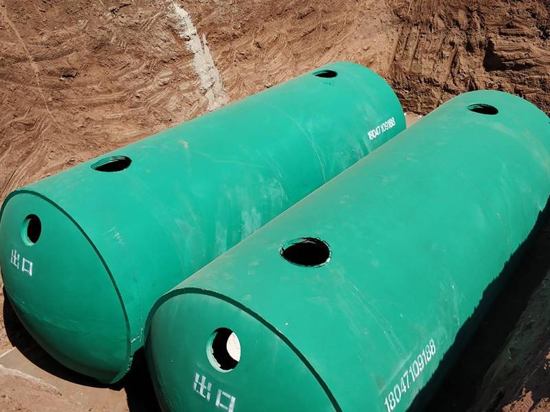 整體化糞池 消防蓄水罐 隔油池