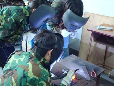 高压焊工精修班