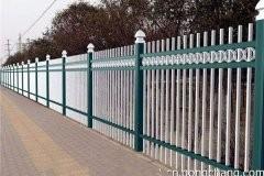 三横梁单花护栏