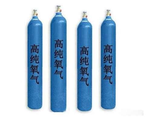 高纯气体钢瓶充装前检验须知