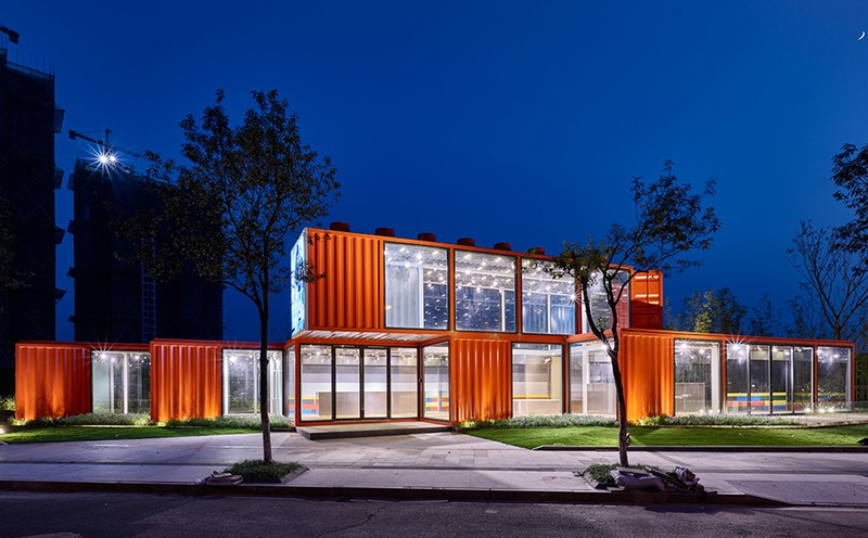 集装箱房对建筑行业的巨大影响
