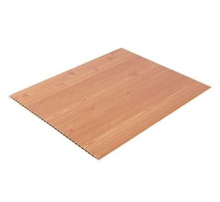 竹木纤维集成墙板备受推崇