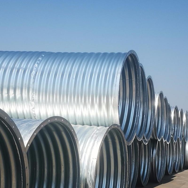 钢波纹管生产厂