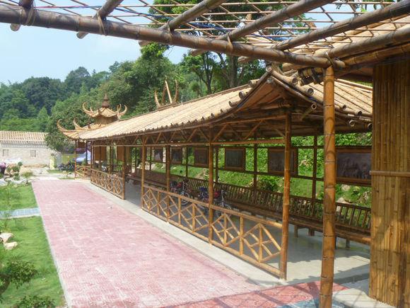 竹建筑厂家