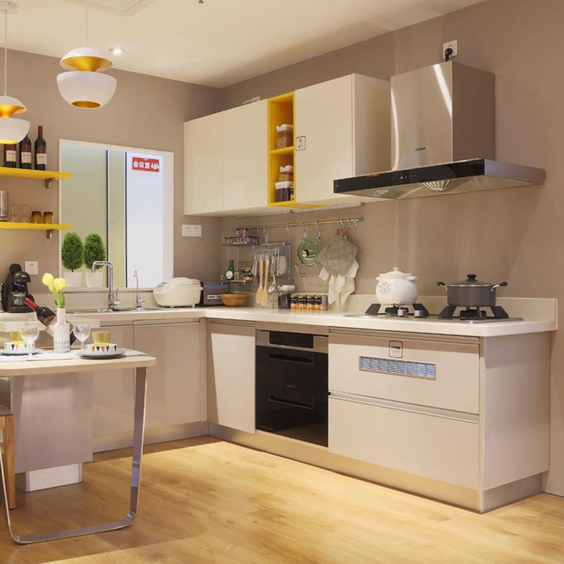 厨房橱柜定制什么样的比较好?