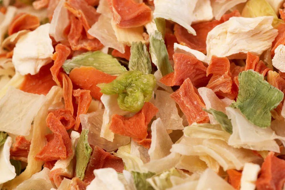 你知道脫水蔬菜怎么做出來的嗎?