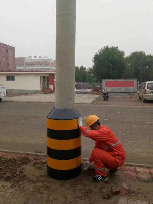 水泥防撞墩的質量鑒定方法