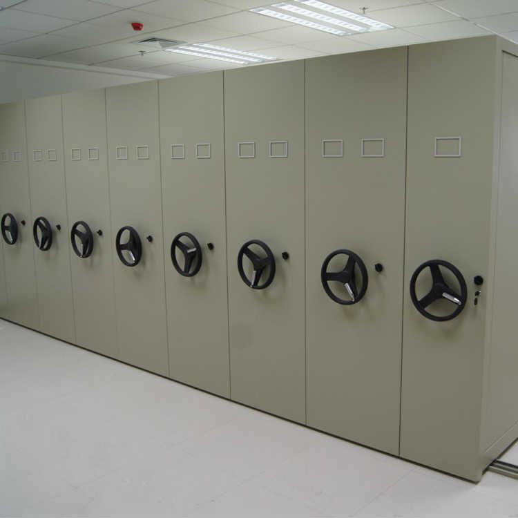智能密集柜是企业不可缺少的档案管理者