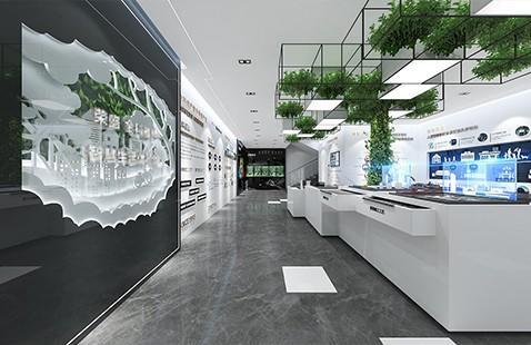 品牌展馆设计