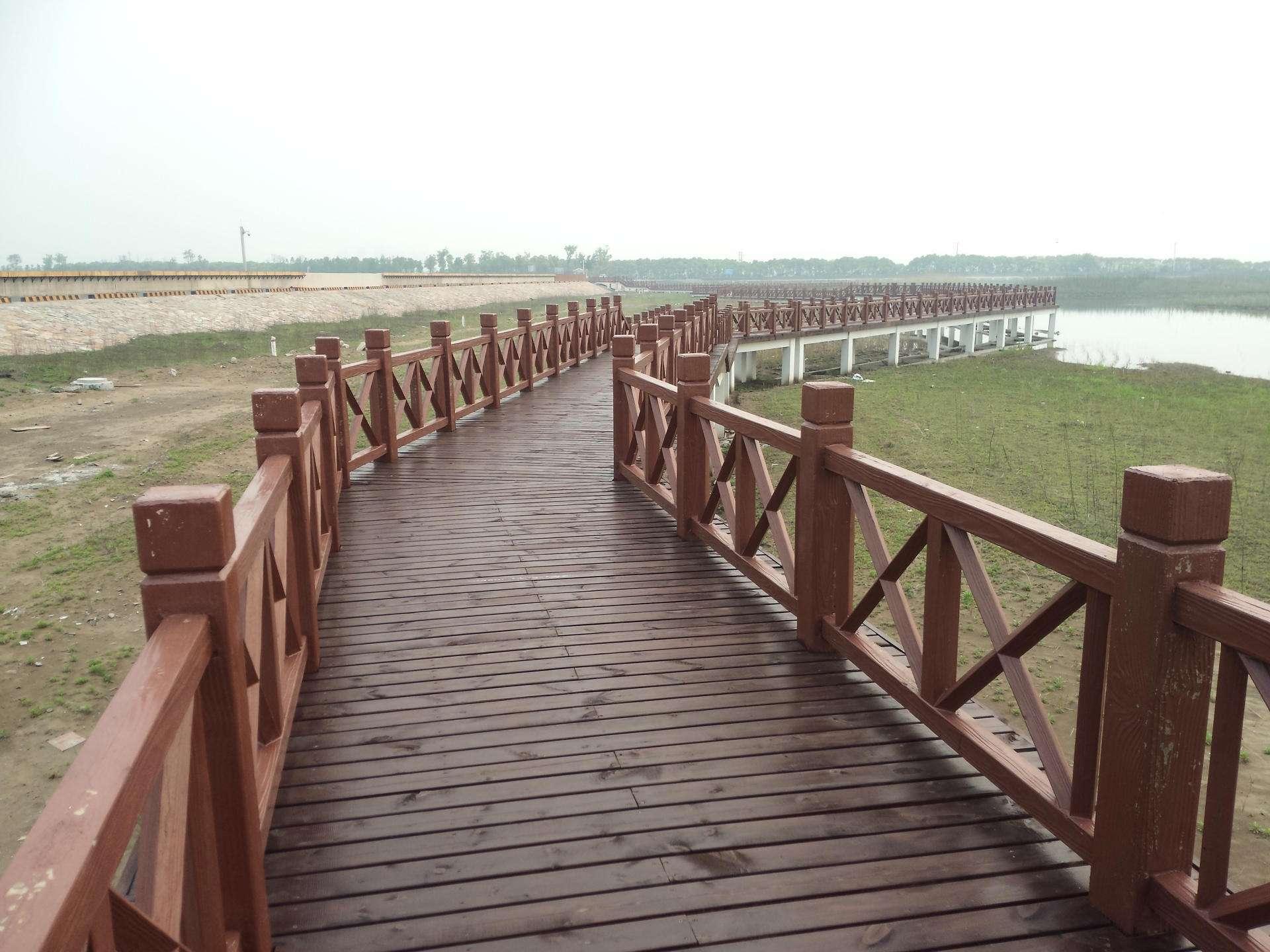专业厂家影响仿木栏杆美观性的因素
